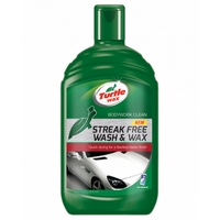 Šampón na auto Turtle Wax Streak Free Wash & Wax (500 ml)